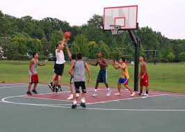 Newport Recreation Outdoor Summer Basketball Leagues @ Murphy Field Basketball Courts |  |  |