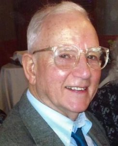 Obituary for James P. Casey, 92, Newport