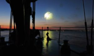 4th of July Fireworks Cruise on America's Cup 12 Meter Yachts @ 12 Meter Charters |  |  |
