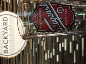 Narragansett Beer Night at Backyard Patio & Grill @ Backyard Patio & Grill |  |  |