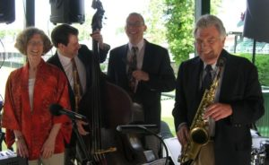 Music on the Porch - a free Jazz concert @ Eisenhower House |  |  |