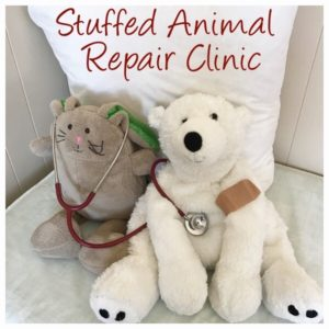 Stuffed Animal Repair Clinic @ Stitchery |  |  |