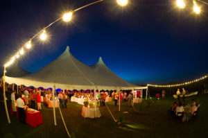 "Fiesta Verde; Sakonnet Summer @ ""The Paddock"" at The Pennfield School 
