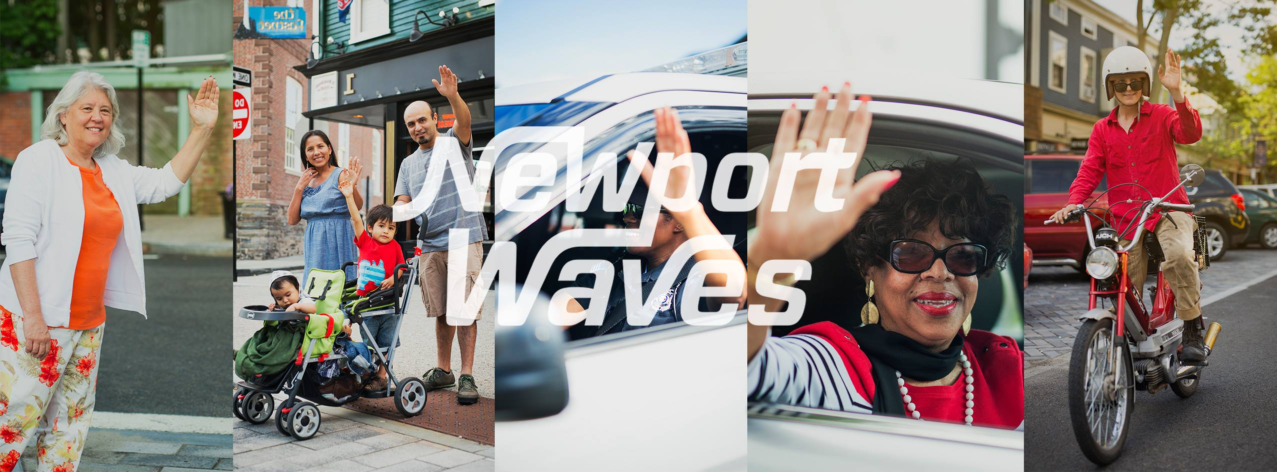 newport waves