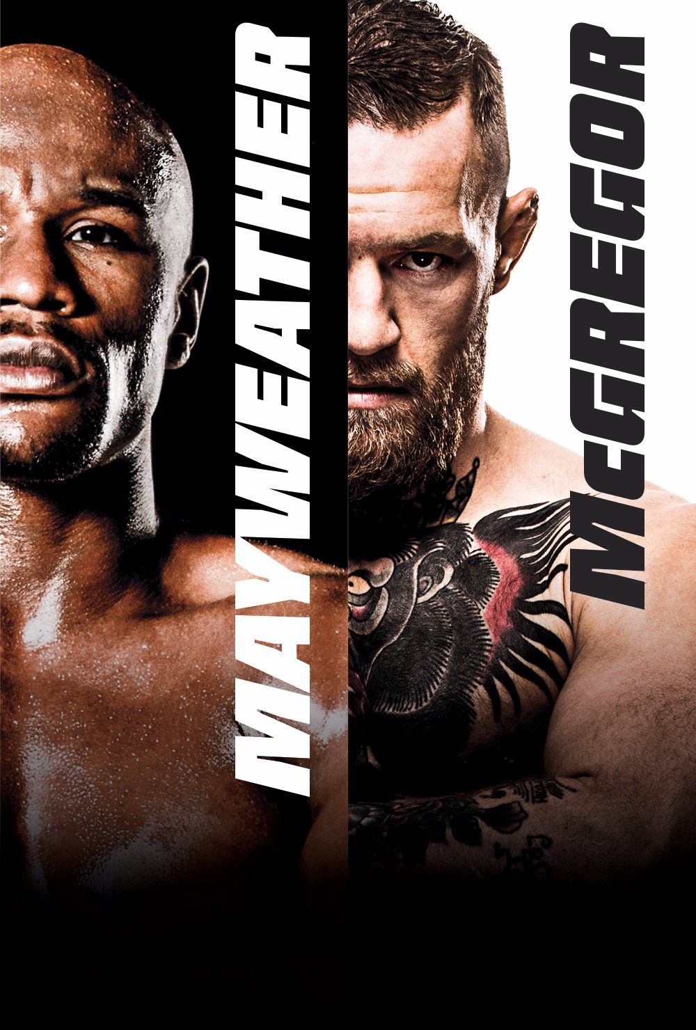 how to watch the mcgregor and mayweather fight