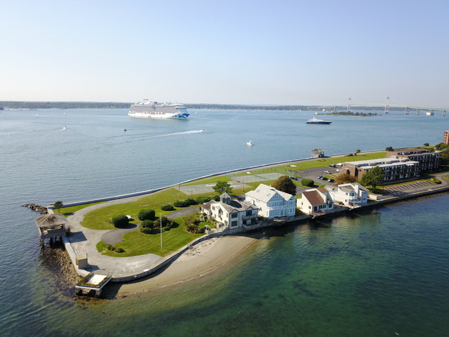 Condo On Goat Island Sells For 2 75 Million Is Ri S Highest Condo Sale Of The Year What S Up Newp
