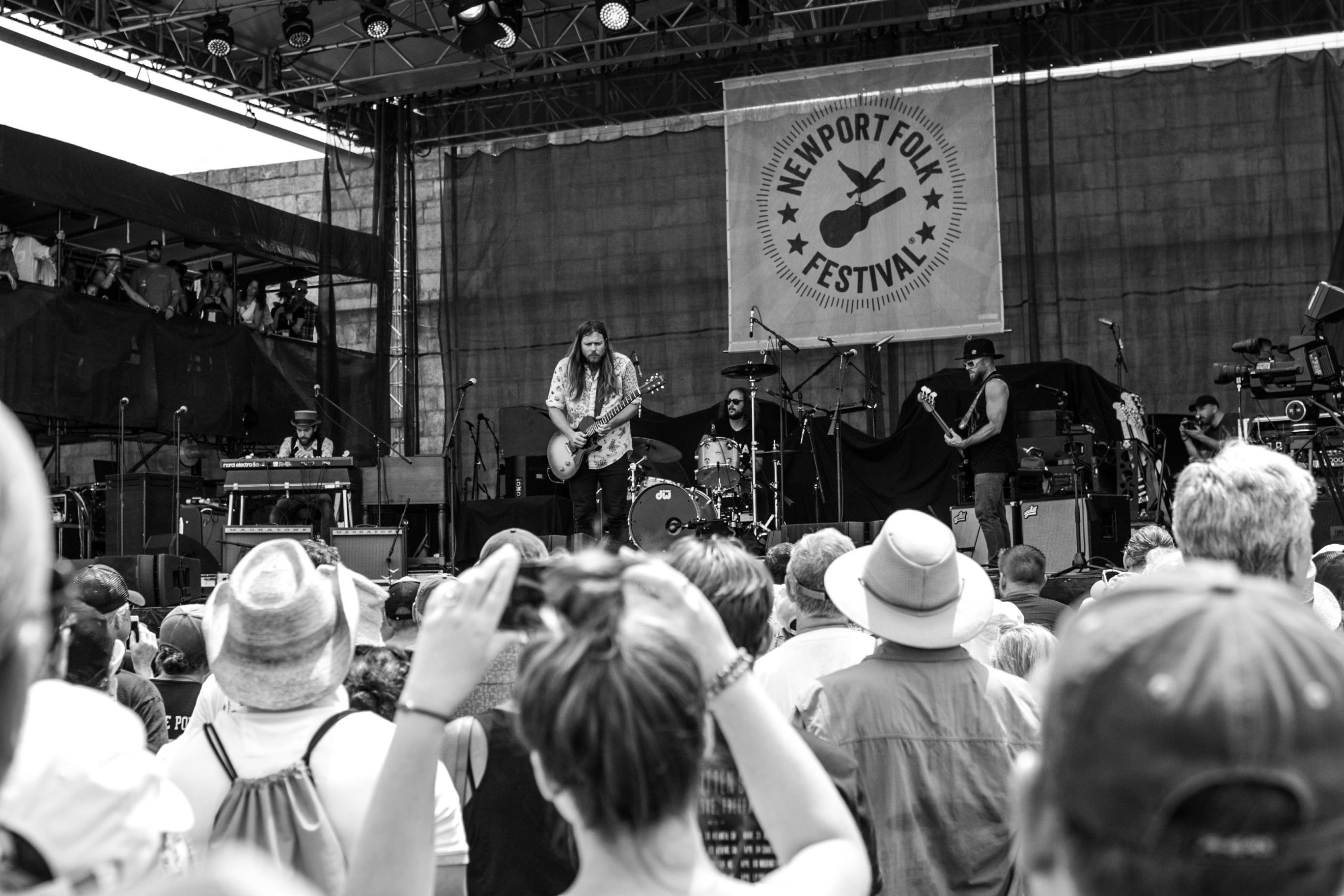 Tickets for 2019 Newport Folk Festival will go on sale on
