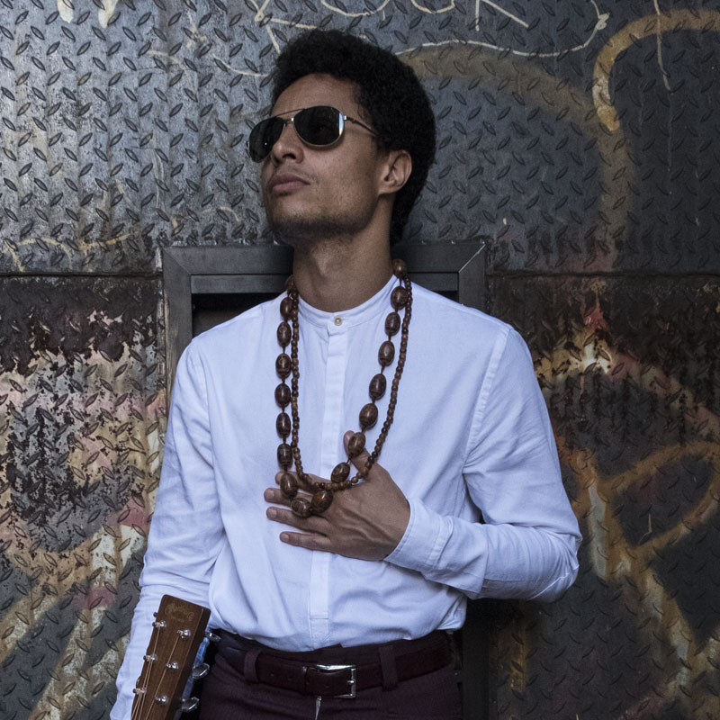 WhatsUp Interview: Jose James Brings the Music of Bill
