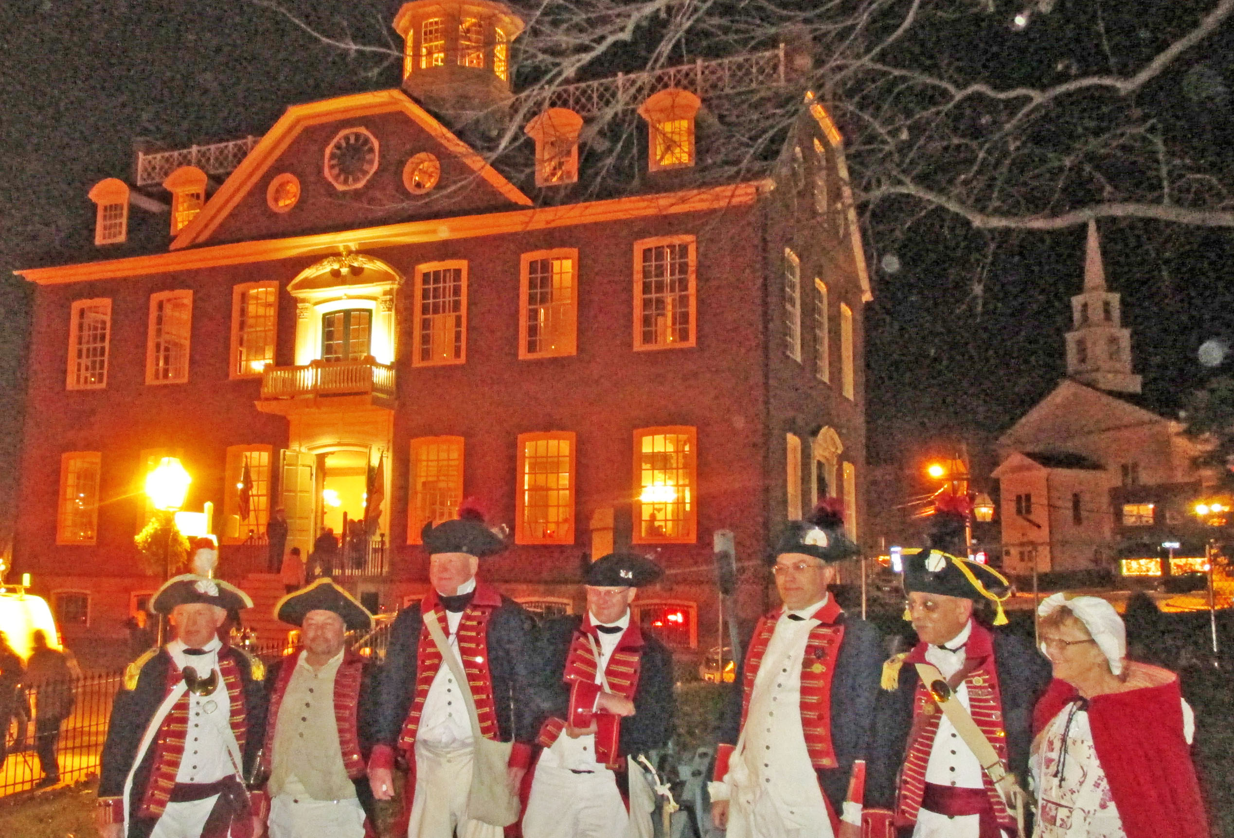 Archi-TEXT : Old Newport at Christmas - What\'sUpNewp