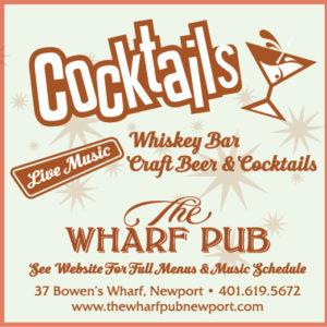 Wharf Pub Newport RI