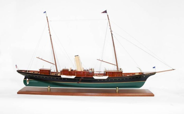 A Century At Sea: Comprehensive Maritime Auction featuring more than