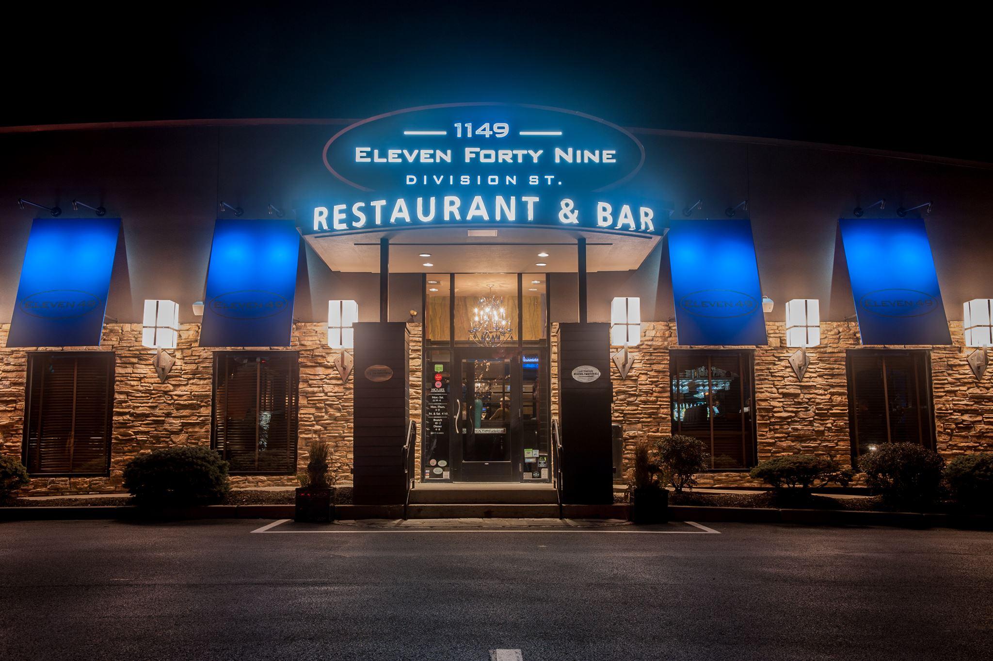 Eleven Forty Nine Restaurant In Warwick